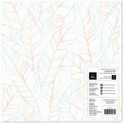 Add on Juli - Maggie Holmes - Sweet Story - single-sided Vellum 12x12