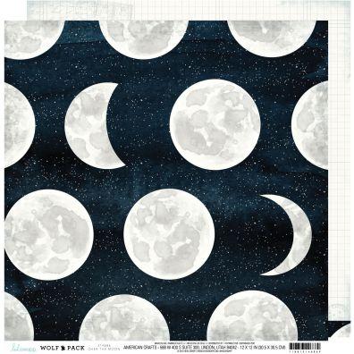 Emerson Lane - Details 12x12 mønsterpapir fra Heidi Swapp