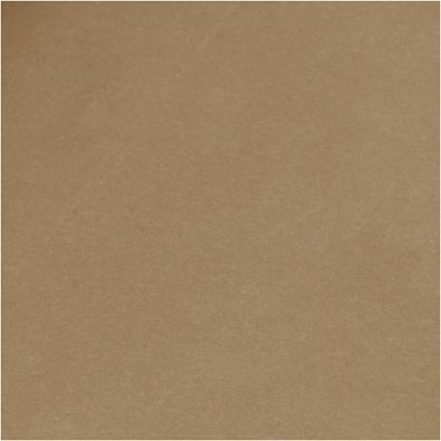 Add On Februar - EKSTRA Læderpapir - Mørke Brun - ca. 25 x 20 cm