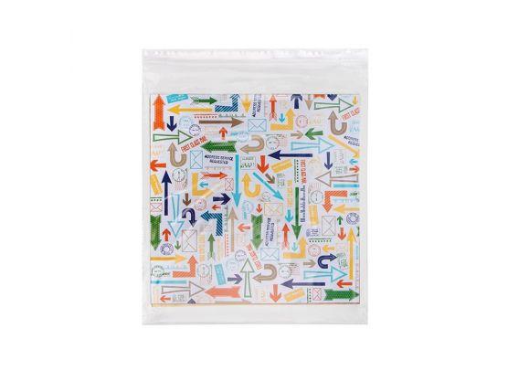 Lynlåspose til Scrapbooking papir
