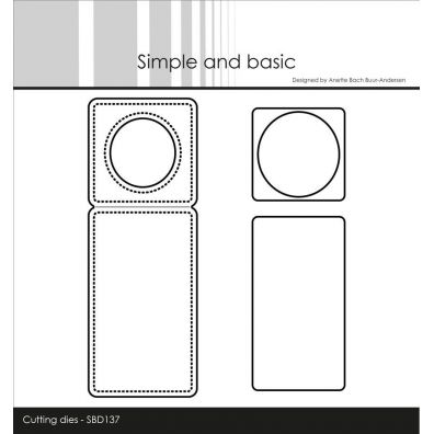 Simple and Basic dies - Tak