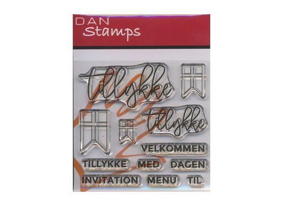 Dan Stamps - Tillykke