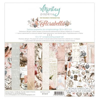 Mintay Papers - Graceful 12x12 Paper Pad