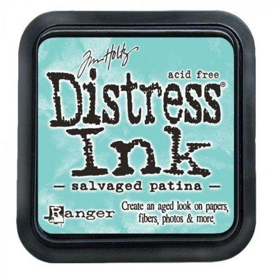 Distress Ink Pad - Carved Pumpkin