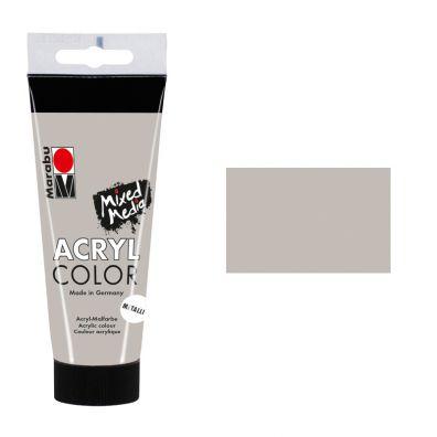 Acryl paste/ modellingpaste Sølv