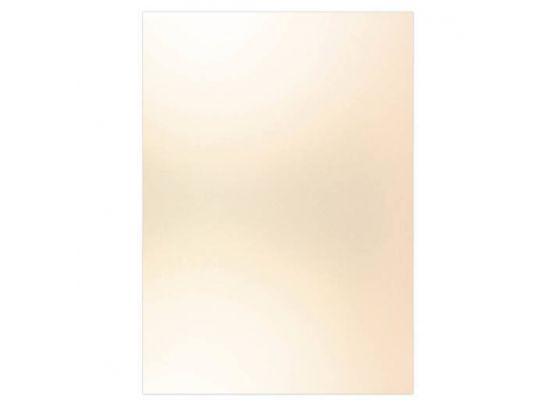 Card Deco Essentials - Metallic karton - Apple
