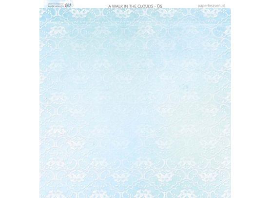 A Walk In The Clouds 01 - mønsterpapir fra Paper Heaven