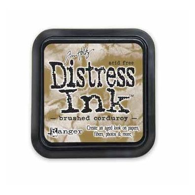 Distress Ink Pad - Brushed Corduroy