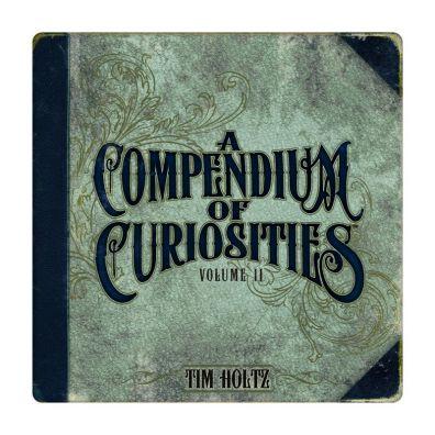 Tim Holtz A Compendium af Curiosity vol. 2