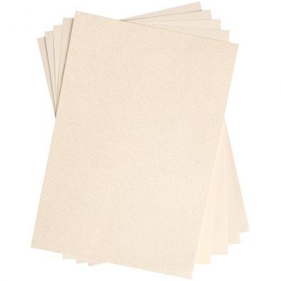 Add on Juni - Sizzix Opulent Cardstock Pack - Guld