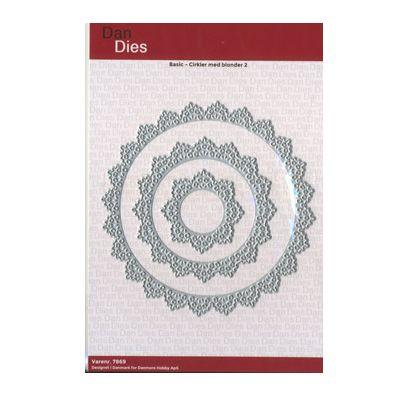 Add on August - Dan Dies - Basic - Cirkler med blonder 2