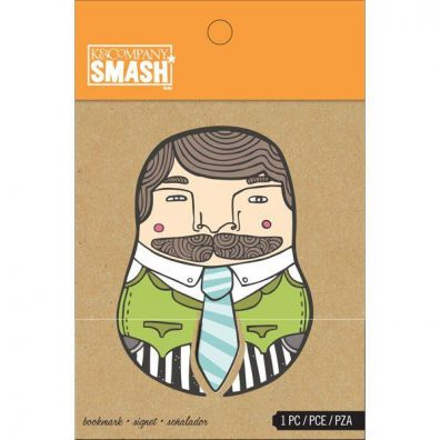 Smash Bookmark Tie