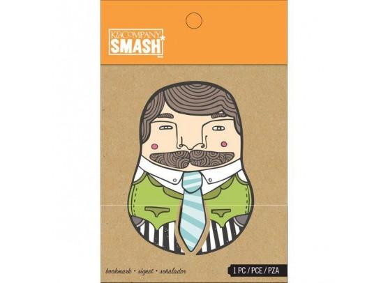 Smash Bookmark Tie