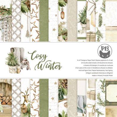 Cozy Winter by Piatek13 6x6 Paper Pad