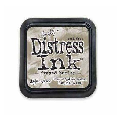 Distress Ink Pad - Frayed Burlap