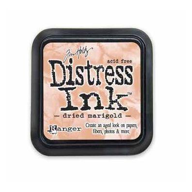 Distress Ink Pad - Dried Marigold