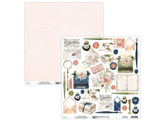 Mintay Papers - Apple Season 12x12 Paper Pad
