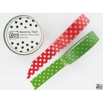 You Do Masking tape Ueno 2 pack