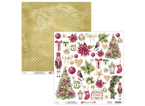 Mintay Papers - Time of Wonders 12x12 Paper Pad