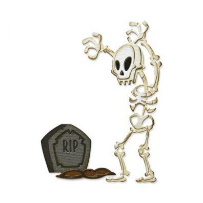 Sizzix Tim Holtz - Thinlits Dies - Halloween 2021