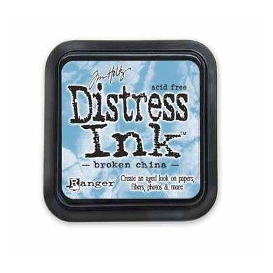 Distress Ink Pad - Broken china