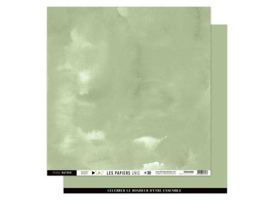 Add on Oktober - Oh Winter - 12x12 Plain Paper Pack fra Florileges Design