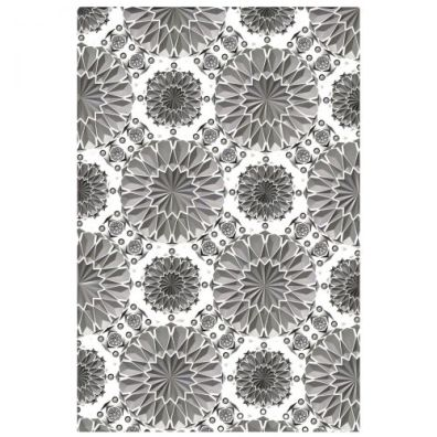 Sizzix - 3D Texture Fades Embossing Folder by Tim Holtz