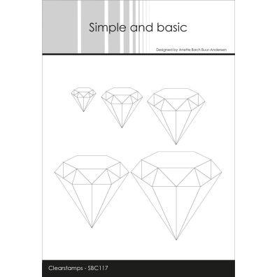 Simple and basic stempler - Danske Tekster - Bror
