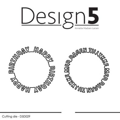 Design 5 Dies - Ynglings
