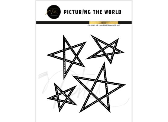 Add on November - PTW Design Dies - Stars