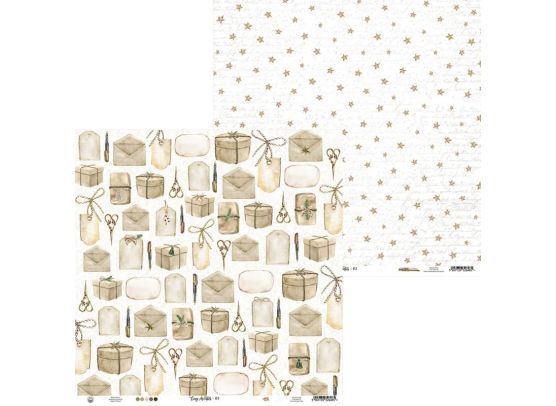 Soulmate - 03 - mønsterpapir fra Piatek13