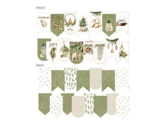 Piatek13 Cozy Winter - Ephemera Die-Cuts