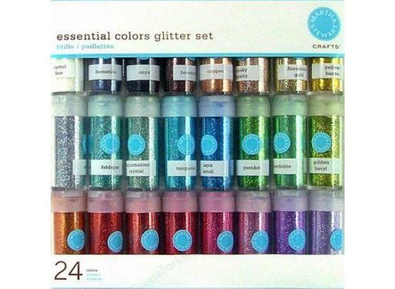 Martha Stewart Glitter Multipack