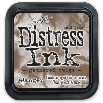 Distress Ink Pad - Gathered Twigs