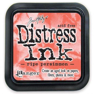 Distress Ink Pad - Ripe Persimmon