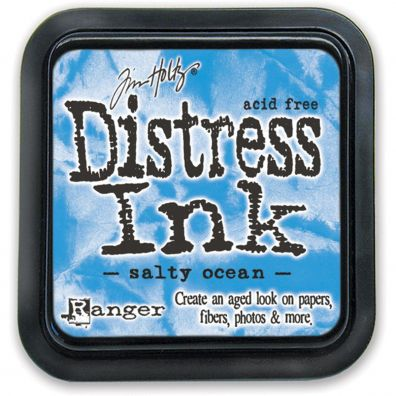 Distress Ink Pad - Salty Ocean