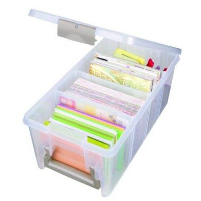 Art Bin Super Satchel opbevarings Case