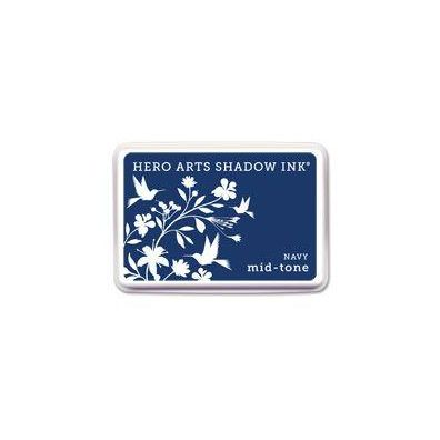 Hero Arts Shadow Ink Mid-tone Navy