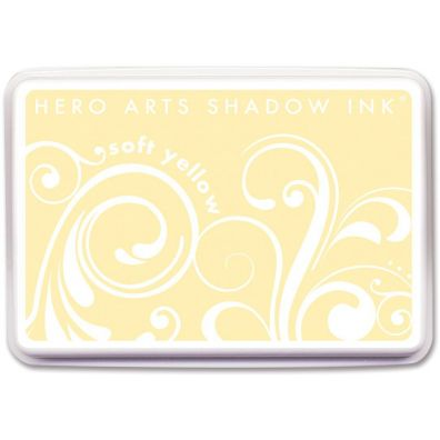 Hero Arts Shadow Ink Soft Yellow