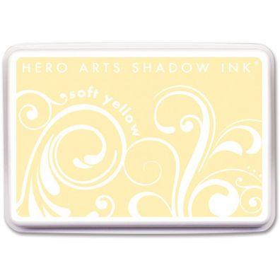 Hero Arts Shadow Ink Soft Yellow