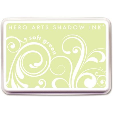 Hero Arts Shadow Ink Soft Green
