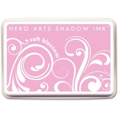 Hero Arts Shadow Ink Soft Blossom