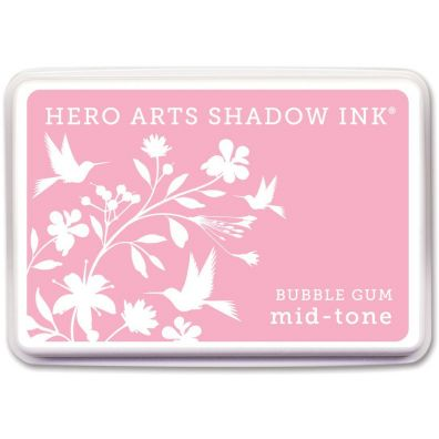 Hero Arts Shadow Ink Mid-tone Bubble Gum