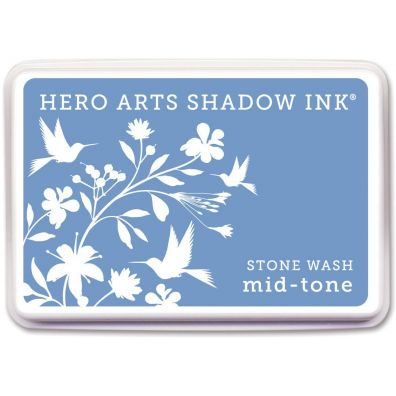 Hero Arts Shadow Ink Mid-tone Stone Wash