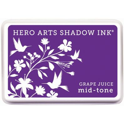 Hero Arts Shadow Ink Mid-tone Grape Juice