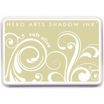 Hero Arts Shadow Ink Soft Olive