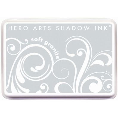 Hero Arts Shadow Ink Soft Granite