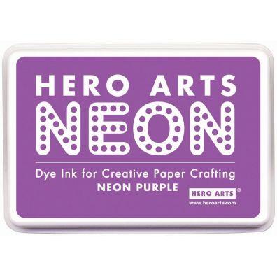 Hero Arts Neon Ink Purple Neon