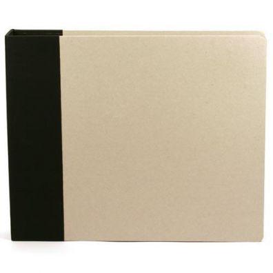 "Modern Scrapbooking Album 12""x12"" Sort D-ring"