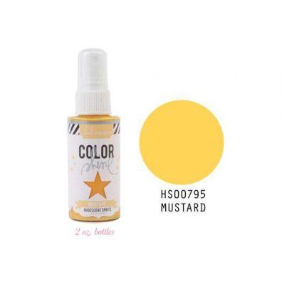 Heidi Swapp Color Shine Mustard